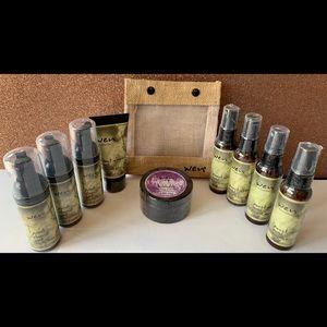 Wen Sweet Almond Mint Bundle 10 Hair Products